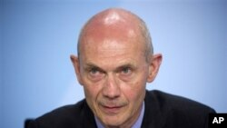Pascal Lamy, Secretary General of the World Trade Organization WTO.