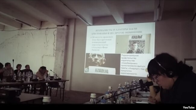 ATƏT-in Cənubi Qafqazda KİV azadlığı konfransı