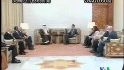 2011-10-27 美國之音視頻新聞: 敘利亞政府軍事行動繼續導致死亡