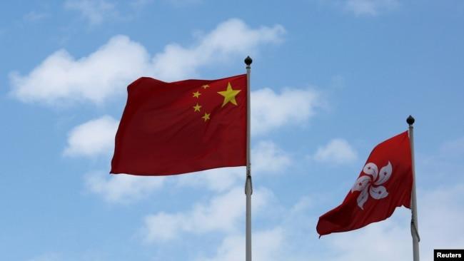 美国USCC关注香港自由进一步被北京干预
