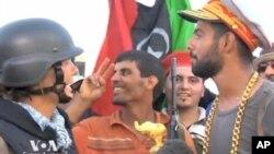 لیبیا: غیر ملکی صحافی رہا