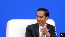 Presiden Joko Widodo akan menjadi pembicara utama dalam KTT AS-ASEAN hari kedua, Selasa (16/2) dalam sesi mengenai terorisme dan ekstremisme (foto: dok).