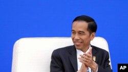 印尼总统佐科·维多多 (资料照片)