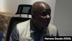 Shugaban Asusun UNICEF Na Maiduguri, Mr. Geoffrey Ijumba
