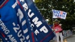 时事经纬(2020年11月3日) - 美籍华裔选民针锋相对,直言为什么支持自己的候选人; 中国问题专家就如何把握对华政策向未来总统进言