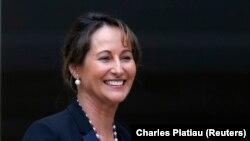 La ministre de l'Environnement, Ségolène Royal le 2 avril 2014.