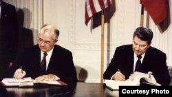 Potpisivanje sporazuma 1987. godine