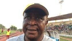 Sport: Faricolo Gnanadje VOA-Siaka Traore.