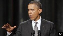 """Tổng thống Obama nói Hoa Kỳ có """"nghĩa vụ đạo đức"""" dẫn đầu trong cuộc chiến chống lại nạn đói và suy dinh dưỡng"""
