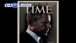 Barack Obama named Time Magazine's Person of the Year.