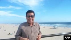 Nhà thơ Trần Yên Hòa
