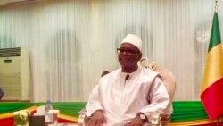 Mali Jamana Ɲɛnma Ibrahima Bubakar Keita ye Larawili Lakana Bara Do bila Sekan Ko Maliko
