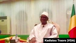 Mali Jamana Tigi Ibrahim Boubacar Keita Sungandira Ka Kɛ Farafina Seko ni Donkow Sankɔrɔtali Jekulu Ɲɛmɔkɔ Ethiopie Jamana la