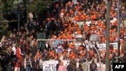 Հունաստանում շարունակվում են բողոքի ցույցերն ու գործադուլները