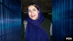 رضوانه احمدخانبیگی، فعال مدنی زندانی