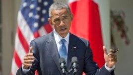 Presidenti Obama dënon dhunën në Baltimore