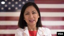 Bác sĩ Mai Khanh Trần, thành viên Dân chủ, bang California.