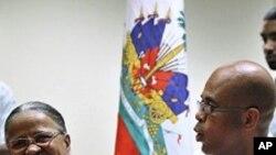 ہیٹی میں صدارتی انتخابات کادوسرا مرحلہ، مرلینڈے منیگٹ اور مائیکل مارٹیلی آمنے سامنے