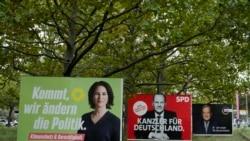 德國星期日舉行議會選舉 花落誰家及如何組閣仍是未知數