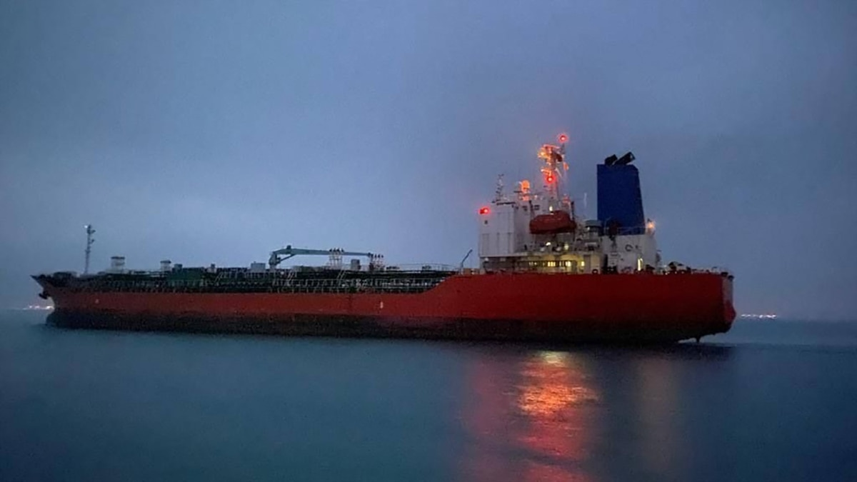 Iran Bebaskan Kapal Korsel yang Ditahan Terkait Sengketa Pembekuan Aset
