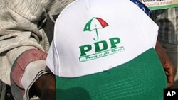 A ruling PDP supporter