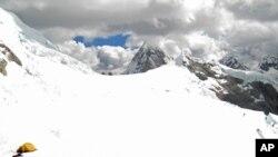 Según las autoridades de Lima, con los dos estadounidenses, ya son seis personas que pierden la vida intentando escalar el nevado de Palcaraju en Perú.