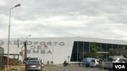 Aeroporto de Pemba, Cabo Delgado, Moçambique (Foto de Arquivo)