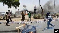Violences à Kano