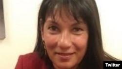 Sabrina de Sousa, exagente de la CIA indultada por Italia luego de haber sido inculpada de participar en el secuestro de un clérigo musulmán egipcio en Milán.