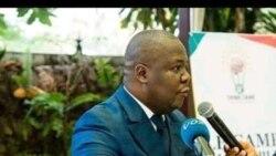 """Boycotter la présidentielle est """"une escroquerie politique"""", selon le député Elvis Tsalissan Okombi"""