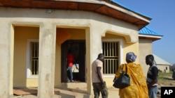 Một đền thờ Hồi giáo ở Maiduguri, Nigeria, cũng bị đánh bom hồi tháng 10/2015.