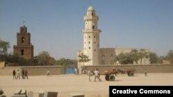 La ville d'Abéché située dans l'est du Tchad, le 28 février 2010. (CC/Dans)