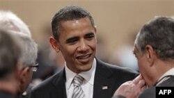 Tổng thống Hoa Kỳ Barack Obama đạt được một số thắng lợi về mặt lập pháp trong năm 2010