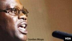 MDC-T chairman for Bulawayo province, Gorden Moyo. (File Photo)