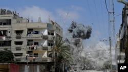 ວິກິດການ ໃນເຂດ Gaza - ວັນອາທິດ ທີ 24 ສິງຫາ