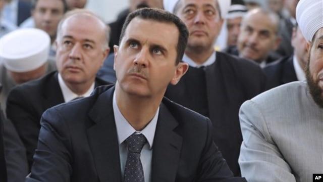 Predsednik Sirije Bašar Al Asad