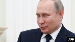 Shugaban Rasha Vladimir Putin