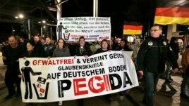 Gjermani, protestë kundër islamizimit të Evropës
