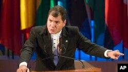 El gobierno ecuatoriano investiga crímenes de lesa humanidad realizados en la década de los 80.