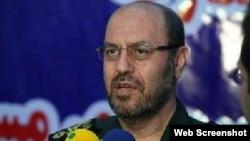 İranın müdafiə naziri Bakıya gəlib