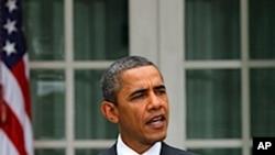 Obama señaló que otros regímenes similares al de Gadhafi también tendrán su final.