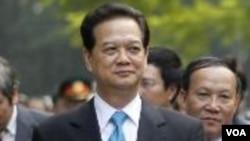 Thủ tướng Việt Nam Nguyễn Tấn Dũng nói rằng hai nước có tiềm năng hợp tác rất lớn