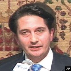 امریکہ میں افغانستان کے سابق سفیر سید طیب جواد