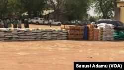 Kayan noman shinkafar rani da za'a ba manoma rance a Adamawa