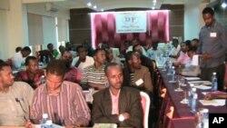 Nairobi: Tababar ku saabsan Halista Aidska iyo Gudniinka