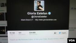 Gloria Estefan ha pedido a sus seguidores que le ayuden a buscar un nombre para su próximo álbum.