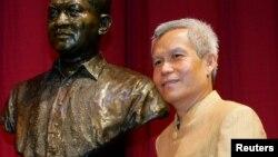 Nhà hoạt động Lào bị mất tích Sombath Somphone.