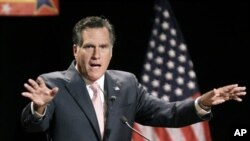USA-Elections: Mitt Romney grand favori dans le New Hampshire