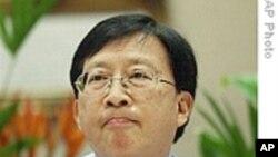台湾行政院长刘兆玄辞职吴敦义接任