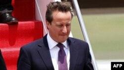 تمرکز نخست وزیر بریتانیا بر موافقت نامه های دفاعی در اندونزی